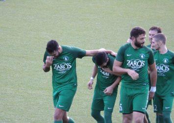 Νίκη 3-0 και 4η θέση για τον Ζαρό