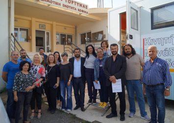 Ημέρα εθελοντικής αιμοδοσίας στο Ασήμι του Δήμου Γόρτυνας