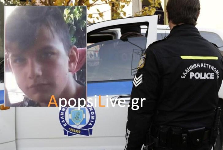 Σώος και αβλαβής εντοπίστηκε ο 15χρονος από τις Αρχάνες
