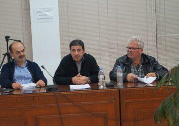 Συναινετικός Πρόεδρος στην Δημοτική Επιτροπή Παιδείας ο Στέλιος Καρανδινός