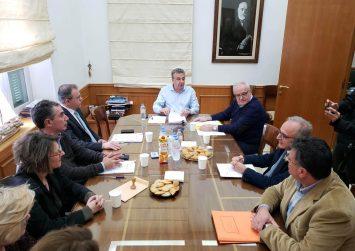 Συνεργασία Περιφέρειας – Ακαδημαϊκών ιδρυμάτων για την προάσπιση της υγείας των ωφελουμένων ΤΕΒΑ