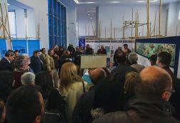 """Πλήθος κόσμου στα """"νησιά των ανέμων """" στο Μουσείο Μεσαράς (φώτο)"""