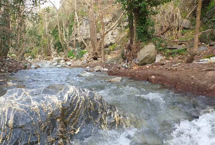 Υπέροχες εικόνες κατά μήκος του Κουτσουλίδη ποταμού… (φώτο)