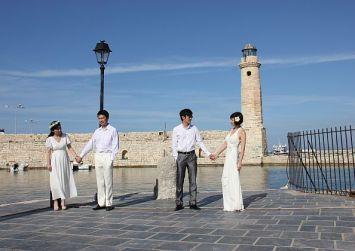Στον γαμήλιο τουρισμό στοχεύει το Ρέθυμνο