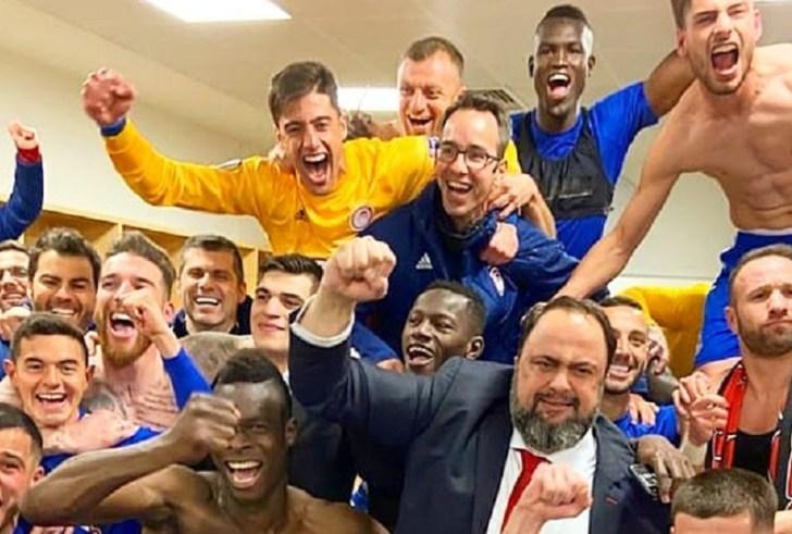 Europa League: Ενας Ολυμπιακός… Θεός -Κέρδισε (1-2) στην παράταση την Αρσεναλ και προκρίθηκε στους «16»!