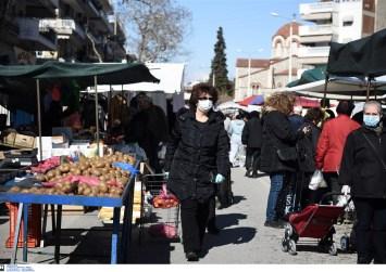 Περιορισμοί και στις λαϊκές αγορές -Τι δεν θα πωλείται πλέον
