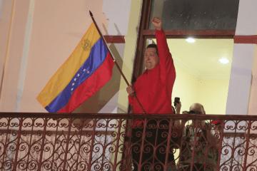 Chávez superó a Capriles en Miranda