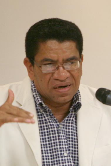 Marco Hernández de Periodistas por la Verdad
