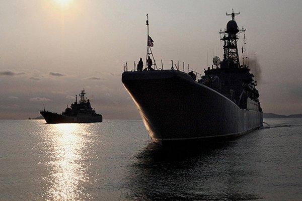 Rusia envía buques de guerra a la Franja de Gaza