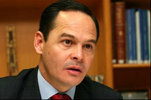 El gobernador del estado Táchira, José Vielma Mora