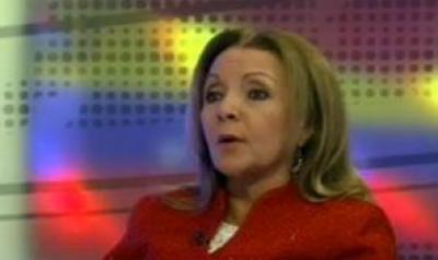 La abogada Carmen Romero, especialista en el tema de delitos electorales