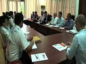 Mesa de diálogo entre Gobierno colombiano y las FARC-EP en Cuba