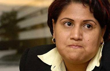 Yidis Medina, ex diputada que admitió soborno para reelección de Uribe