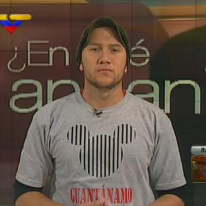 Agredido el periodista Pedro Carvajalino, algunos periodistas de la MUD y de otros medios privados como Tal Cual, 2001, entre otros, celebraron la expulsión del equipo reporteril.