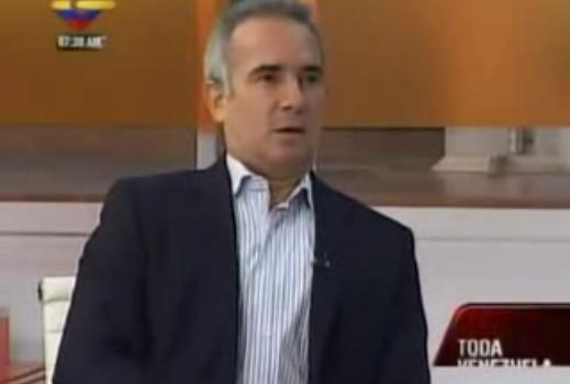 El diputado a la Asamblea Nacional (AN), Freddy Bernal