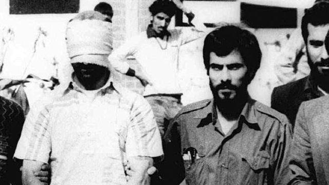 El rehén Don Cooke, en la crisis de noviembre de 1979