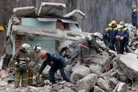 18 muertos  por explosión en mina