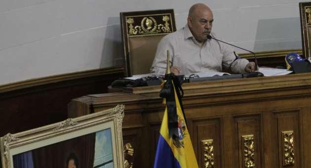 El primer vicepresidente de la Asamblea Nacional, Darío Vivas