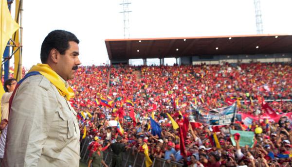 Presidente Maduro visitó el estado Zulia