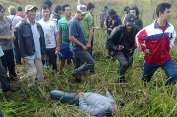 Masacre de Curuguaty, Paraguay