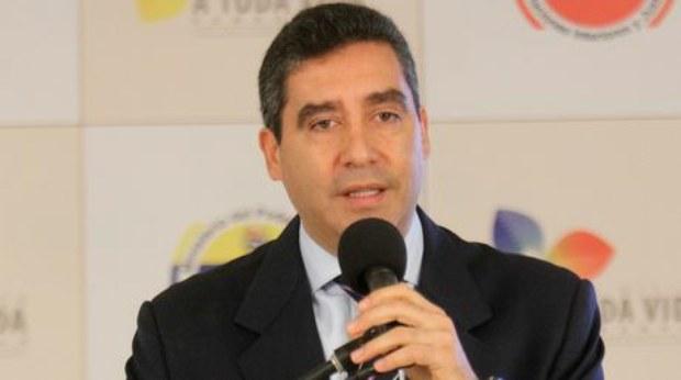 Ministro de Interior, Justicia y Paz Miguel Rodríguez Torres
