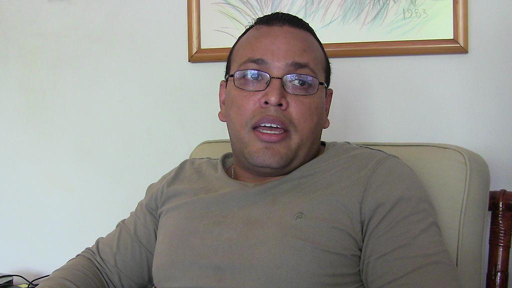 Victor Miguel Ecuer , miembro de PDVSA  AIT, región Los Teques