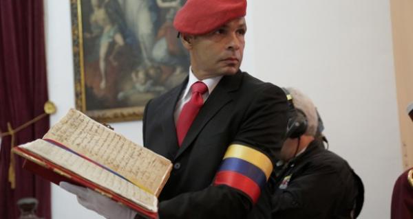 Mayor Eliécer Otaiza