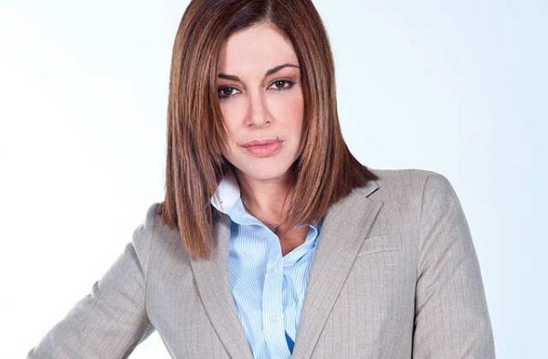 La actriz venezolana Gigi Zanchetta