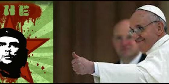 """Papa Francisco: """"los comunistas nos robaron nuestra bandera"""""""