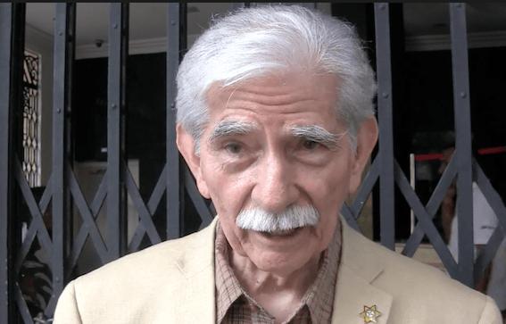 Julio Escalona declarando para Aporrea