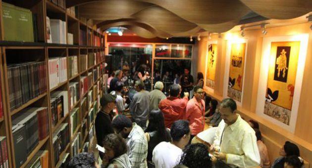 El espacio está ubicado entre las esquinas Gradilla y San Jacinto del centro de Caracas.