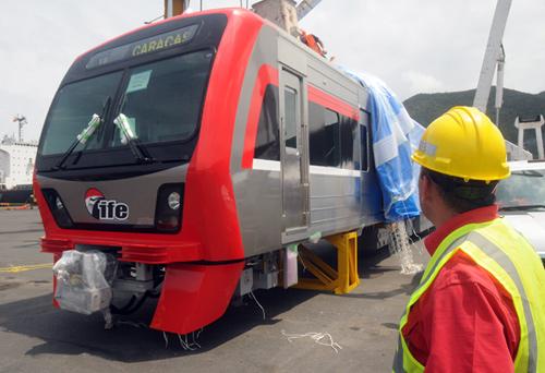 la incorporación de estos trenes representa una mejora al sistema de 15%.