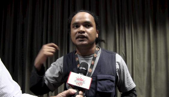 Por Venezuela el dirigente estudiantil de la UBV Renny en el II Taller de Verano, Geopolítica en América Latina