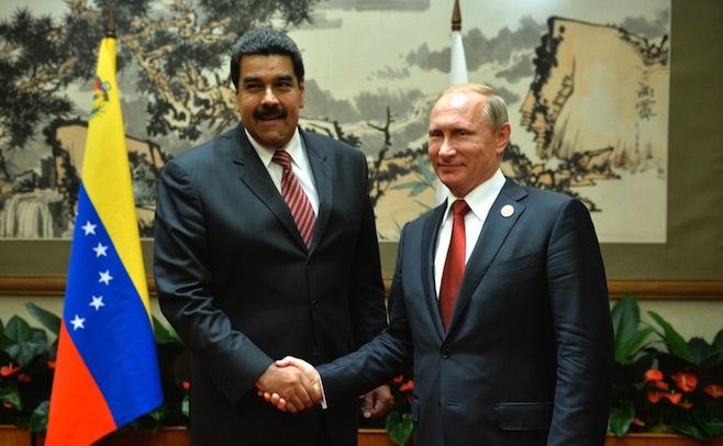"""""""El presidente Putin y yo nos hemos puesto de de acuerdo en unas iniciativas que vamos a adelantar (y) se van a conocer cuando estén en pleno desarrollo, para lograr la estabilidad del mercado petrolero"""""""