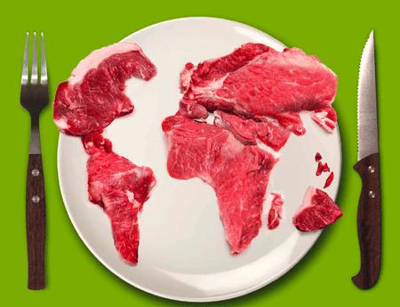 Los informes del Center for Internacional Forestry Research señalan que el rápido crecimiento en las ventas de carne de res brasileña, ha acelerado la destrucción de la selva tropical de la Amazonia