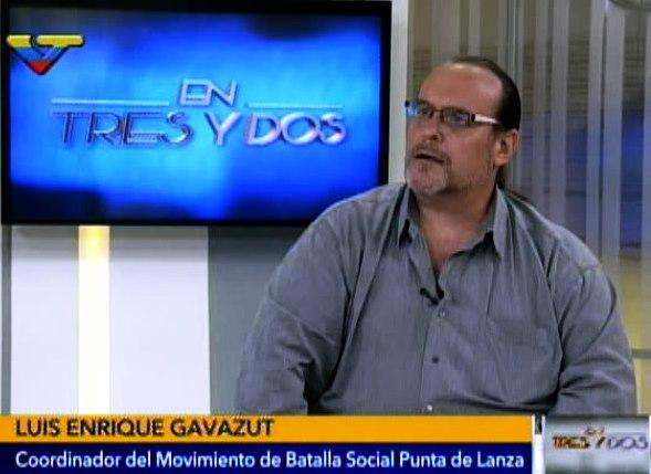 Luis Enrique Gavazut