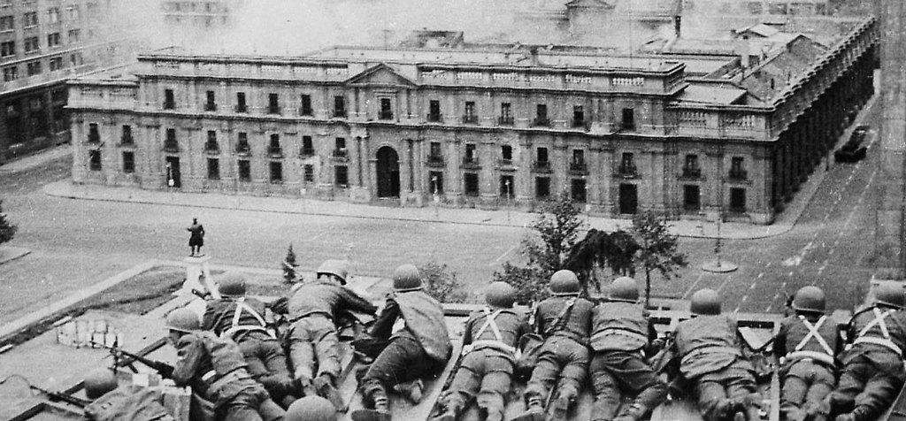 Resultado de imagen para 43 años del golpe militar en Chile