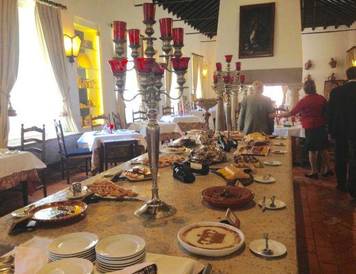 A Portuguese banquet
