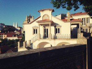 Sintra architecture