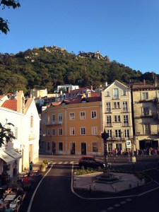 Sintra, Moorish Castle