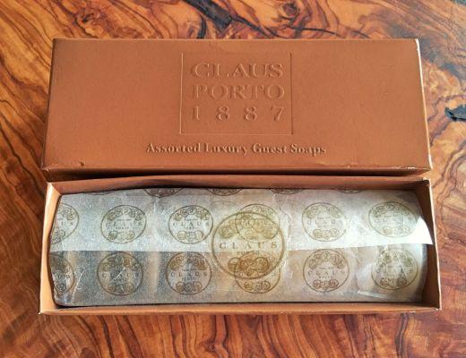 Claus Porto guest pastilles