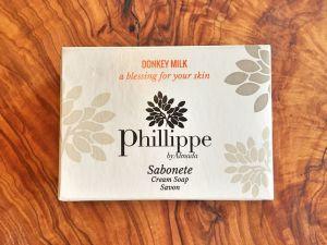 Phillippe by Almada donkey milk soap 2
