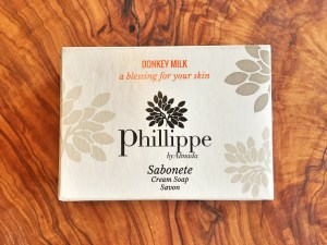 Phillippe by Almada donkey milk soap 2