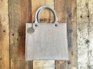 Cheyenne small cork shoulder bag
