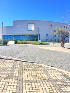 Fundacao Champalimaud outside