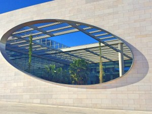 Fundacao Champalimaud window