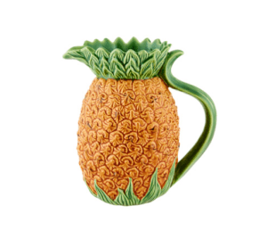 Bordallo PInheiro pineapple pitcher