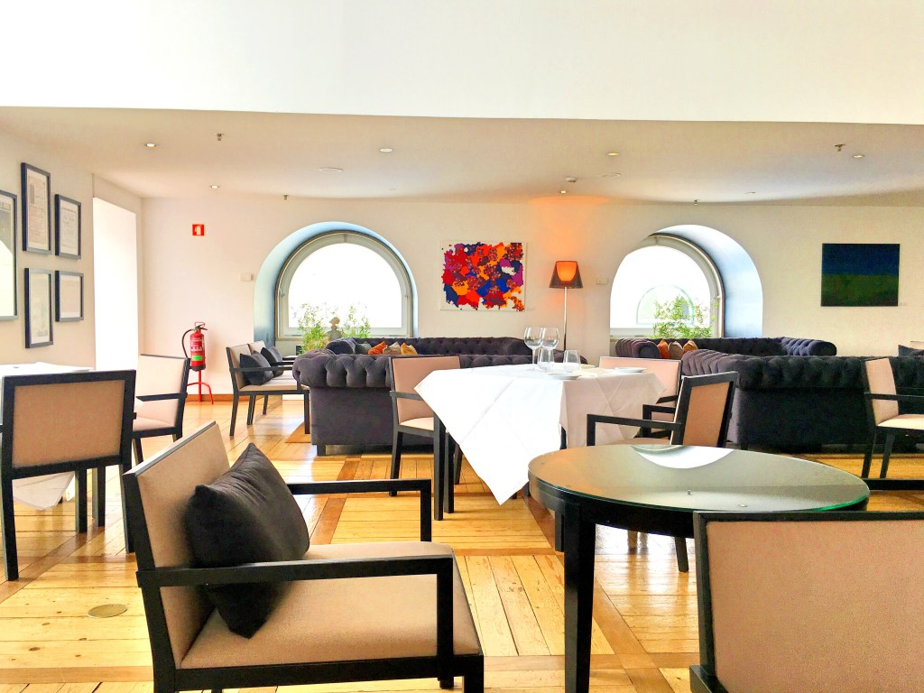 Hotel do Chiado - bar