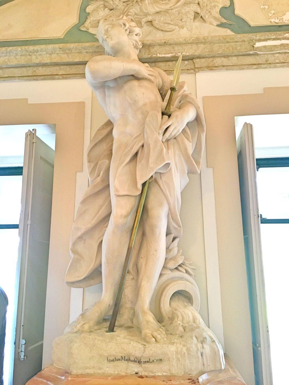 Joaquim Machado de Castro statue