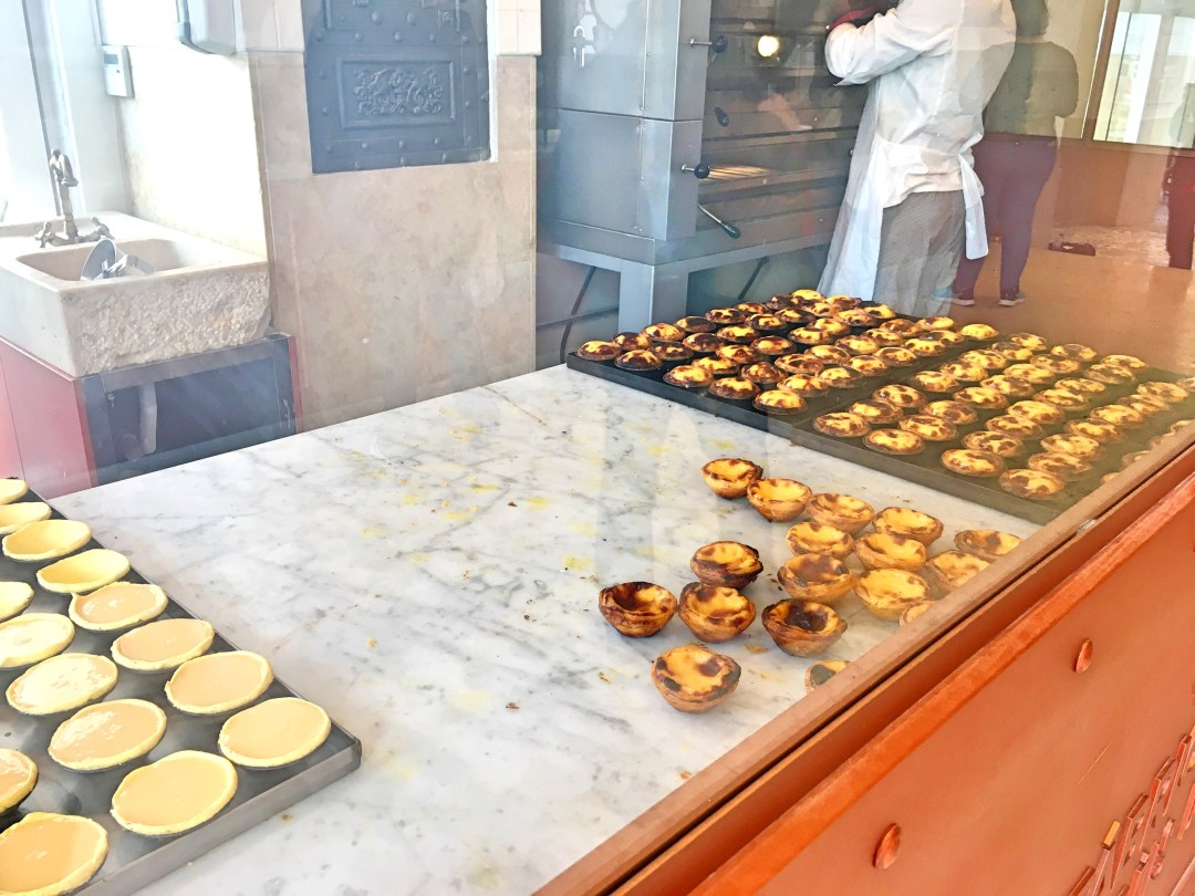 Fábrica da Nata - tart making